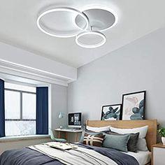 Luminaire Mural, Designer, Conception, Ceiling Lights, Lighting, Dimmable, Amazon Fr, Home Decor, Cluster Pendant Light