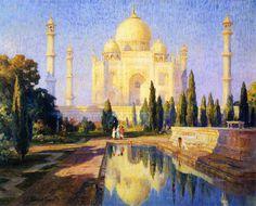 Colin Cooper Taj Mahal Afternoon