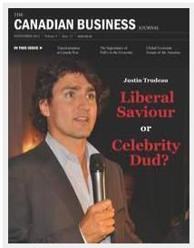 Featured columnist in the November 2012 issue of Canadian Business Journal. Read my article on page 44 called: Social Media - Is It a Waste of Time For Your Business? TopDogSocialMedia.com