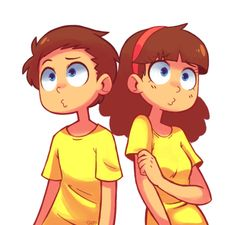 Morty and Fem!Morty
