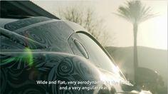 Audi R8 Prototype Test Drive Video