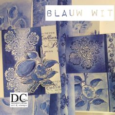 Magnolia Stamps, Different Colors, Colours, Cards, Inspiration, Stamping, Card Ideas, Hobbies, Shops