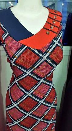 فن الخياطه والاعمال اليدويه والطبخ♥ – Communauté – Google+ Chudi Neck Designs, Salwar Neck Designs, Kurta Neck Design, Dress Neck Designs, Kurta Designs, Blouse Designs, Kurti Patterns, Dress Patterns, Simple Pakistani Dresses