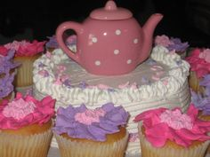 Children's tea party | Children's Tea Party Photos