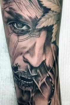 While it's true the folklore of vampires rose to popularity back in the early 18th century in Western Europe, it actually dates all the way back to the Hebrews, Romans, Ancient Greeks and Mesopotamians with wild tales of demons and spirits.#nextluxury #tattooideas #tattoodesigns