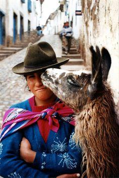 "¡¡¡quiero un sombrero!!! or ""kiss me"", Cusco, Peru"