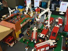 #Brickvention 2016 @ the Royal Melbourne Exhibition Building. Saving the Kwik-E Mart