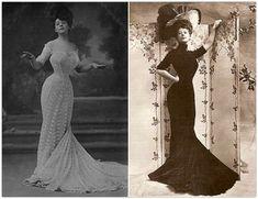 1900s charles dana gibson fashion style