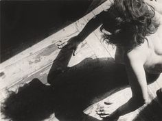 Untitled [Nude and shadow]  Alexander Rodchenko  1891 - 1956, Moscow, Soviet Union   1930