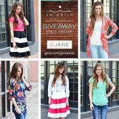 I just entered this giveaway! LOVE This boutique and would die if I won a giftcard :) Please pick mee