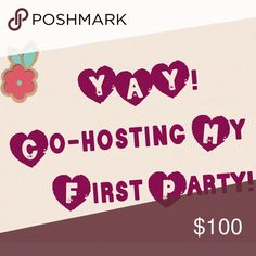 So excited to co-host my first party tomorrow! Follow me and leave me a note here so I can check out your closet. I'm looking for kids summer clothes from Posh compliant closets 😊 Other