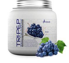 Metabolic Nutrition TRI-PEP ist der erste Hersteller, der peptidgebundene BCAA