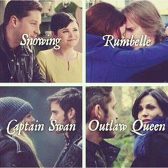 Once Upon a Time - Sigh. It looks like Outlaw Queen is gonna have some trouble coming up
