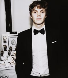 Evan Peters from American Horror Story <3