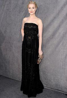 Evan Rachel Wood, 2012 Critics' Choice, Valentino