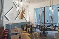 Restaurant Jeanne B Montmartre Paris 18