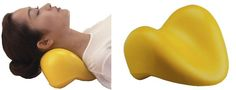 Neck Stretcher Pillow Do you get sore or stiff necks? What with all the time we spend in front of computers, everyone gets pains in our neck these days and now there's a super simple and comforting way to deal with it! Just lie down for five minutes per day on the Neck Stretcher, a special neck support pillow that massages your neck joints. Its polyurethane material has been designed to not be too tight or soft, providing just the right amount of pressure throug! $25