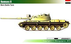 Ramses II Main Battle Tank