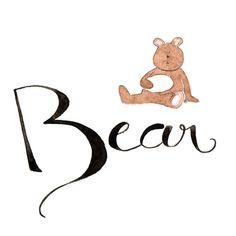 B comme Bear  Apprends l'anglais en jouant : quel par SadlerAlison