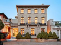 Mansion dream house: The Herman Mansion is piece of San Francisco's history #mansion #dreamhome #dream #luxury http://mansion-homes.com/dream/the-herman-mansion-is-piece-of-san-franciscos-history/