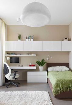 Last Trending Get all images bedroom decor ideas for small rooms Viral small bedroom design Small Bedroom Designs, Small Room Bedroom, Bedroom Decor, Bedroom Ideas, Girls Bedroom, Master Bedroom, Interior Design Ideas For Small Spaces, Furniture For Small Bedrooms, Interior Design For Bedroom