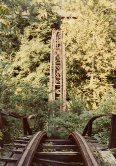 Remember the Comet?  (Once Upon a Time, Cascade Park, New Castle, PA)