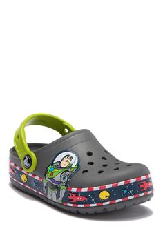 ce5a2595361 Crocs - Fun Lab Buzz Lights Clog (Toddler   Little Kid) is now 44