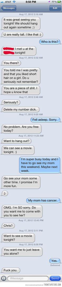 Hauskoja viestejä online dating