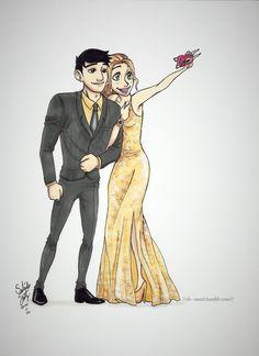 Tadashi and Honey | Prom Night