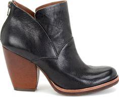 Castaneda - Black Korkease Womens Boots