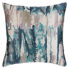Buy Harlequin Takara Cushion Online at johnlewis.com I love this colour scheme- this would be a great pallete for the whole truck- inside and out
