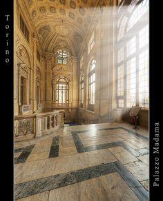 Torino - Palazzo Madama #italy
