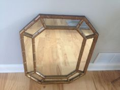 Mid Century Chinese Chippendale Faux Bamboo by SoignebyEG on Etsy, $275.00