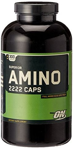Optimum Nutrition Superior Amino 300 Capsules * Click image for more details. Sports Nutrition, Fitness Nutrition, Diet And Nutrition, You Fitness, Fitness Motivation, Pre Workout Pills, Good Pre Workout, Crossfit Diet, Whey Protein