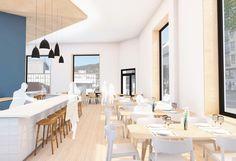 FINN – Sentralt hjørnelokale til leie for restaurant / servering