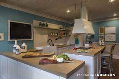 Cocina : Cocinas rústicas de MARIANGEL COGHLAN