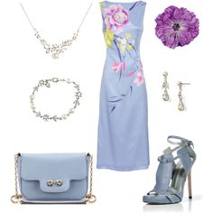 Summer wedding..., created by rkimball on Polyvore