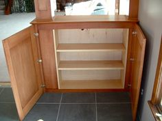 cabinets as room dividers - Google Search