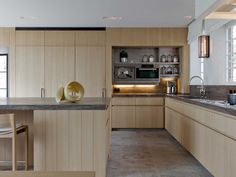 Obumex | Present-day Kitchen | Cooking Island | Wood | Classic