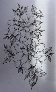 66 Ideas Flowers Tattoo Designs For 2019 Detailliertes Tattoo, Form Tattoo, Shape Tattoo, Tattoo Drawings, Mandala Tattoo Design, Flower Tattoo Designs, Flower Tattoos, Small Tattoos, Forearm Tattoos