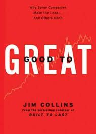 Start with 1,435 good companies. Examine their performance over 40 years. Find the 11 companies that became great. Now here's how you can do it too. Lessons on eggs, flywheels, hedgehogs, buses, and other essentials of business that can help you transform your company.