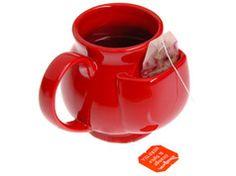 Pouch tea mug