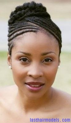 Terrific Cornrows Formal Hairstyles And Cornrow On Pinterest Hairstyles For Women Draintrainus