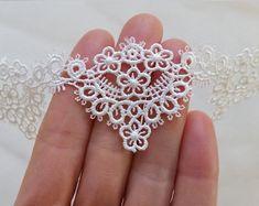 Venice Floral Crochet Rayon Lace Trim, Bridal Organza White Trim Supplies for dress, embellishment purses, curtain, cushion, home decor