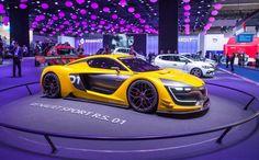 IAA Frankfurt 2015: Renault Sport R.S. 01