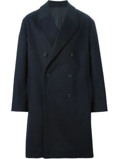 Shop Ami Alexandre Mattiussi double-breasted overcoat in Apropos The Concept Store from the world's best independent boutiques at farfetch.com. Shop 300 boutiques at one address.