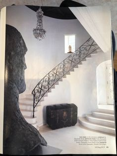 Banisters, House Ideas, New Homes, Stairs, Iron, Home Decor, Stairway, Decoration Home, Room Decor