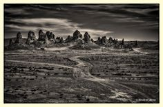 The Alien Landscape of the Trona Pinnacles, Ridgecrest, California . Kern County California, California Love, Ridgecrest California, Mojave Desert, Fine Art Photography, Monument Valley, Places, Landscapes, Nerd