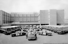 MCJ Opening October 12, 1963 Police Vehicles, Emergency Vehicles, Sheriff, Old Police Cars, Prison Life, Law Enforcement Officer, Los Angeles County, Historical Pictures, Cops