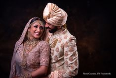 Bhavika and Pritesh, London